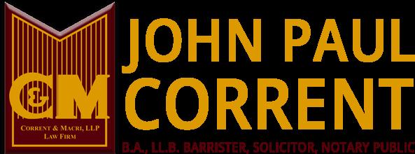 John Paul Corrent